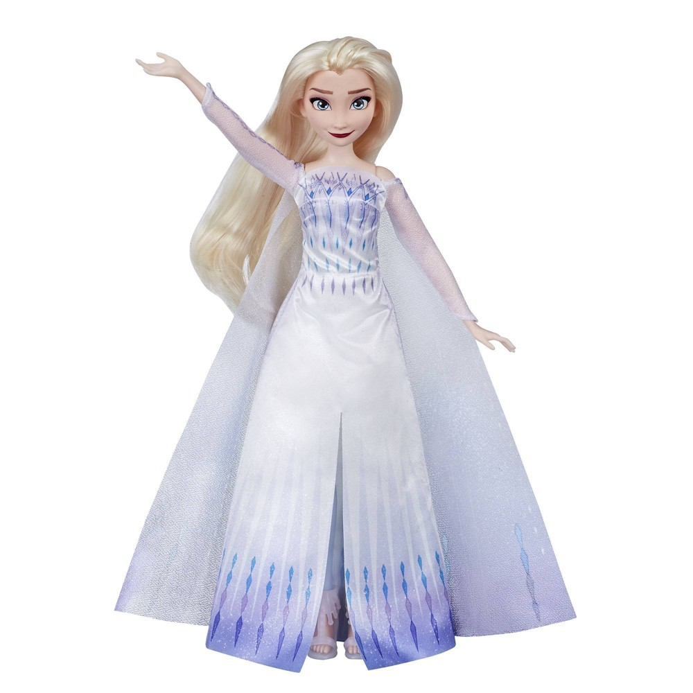 Disney Frozen 2 Musical Adventure Elsa Doll from Frozen