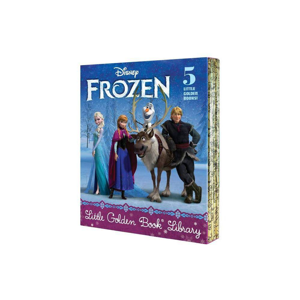 Frozen Little Golden Book Library (Disney Frozen) - by Various (Mixed Media Product) from Frozen