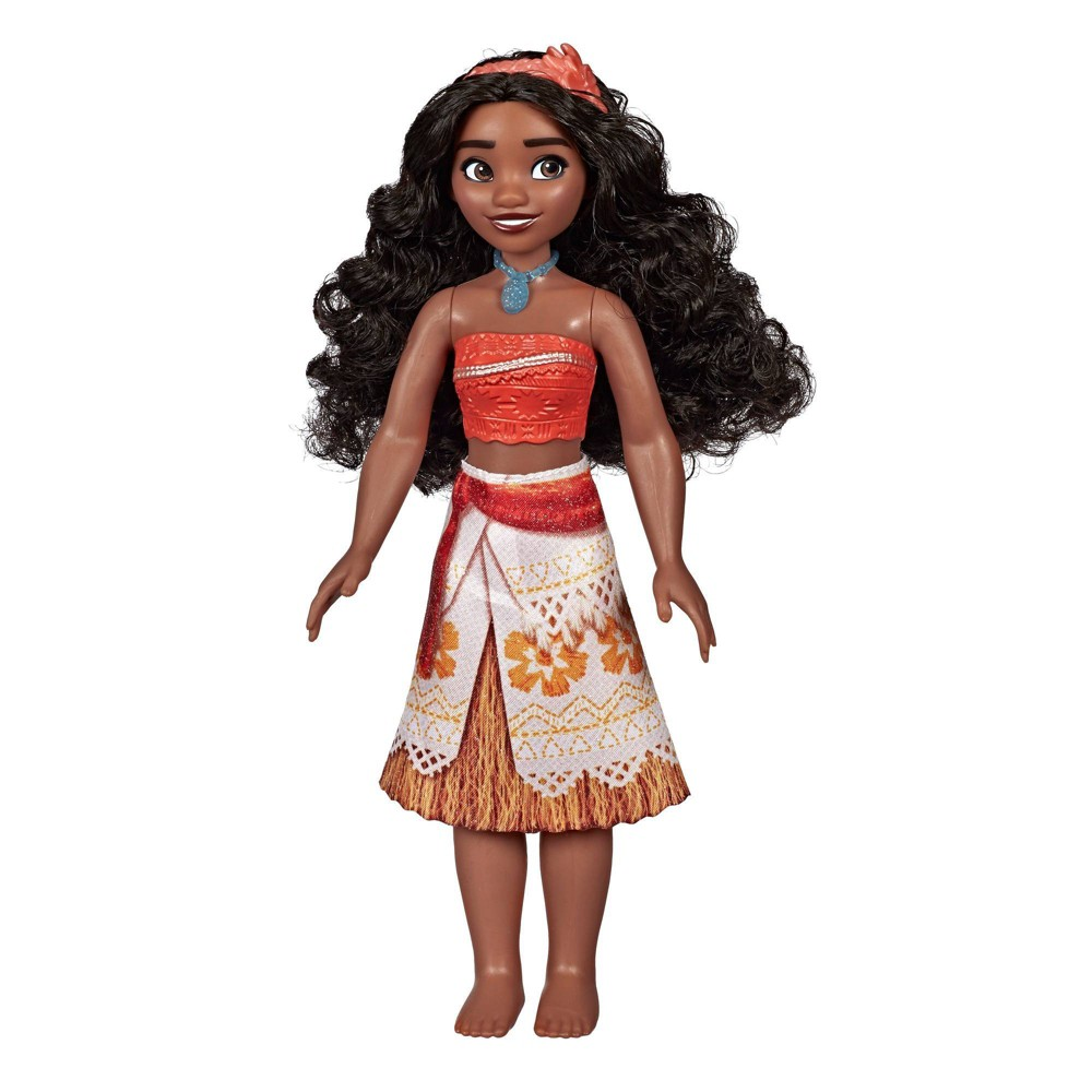 Disney Princess Royal Moana Shimmer Doll from Disney Princess