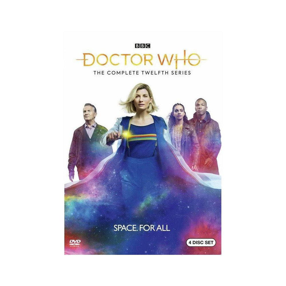 Doctor Who: The Complete Twelfth Series (DVD) from Warner
