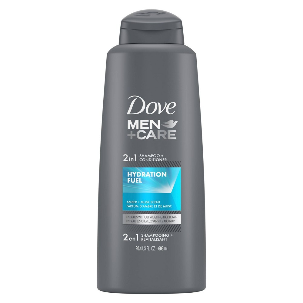 Dove Men + Care 2-in-1 Complete Care Shampoo and Conditioner - 20.4 fl oz