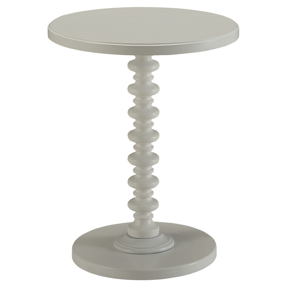 End Table White, Accent Tables