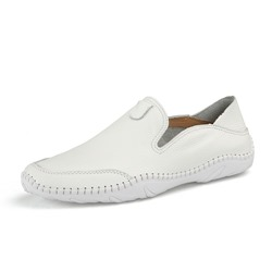 Ericdress PU Slip-On Round Toe Mens Comfortable Loafers