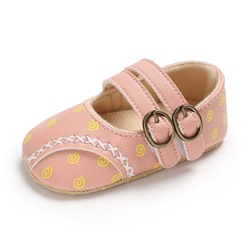 Ericdress PU Velcro Toddler Shoes
