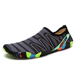 Ericdress Slip-On Color Block Round Toe Mens Water Shoes