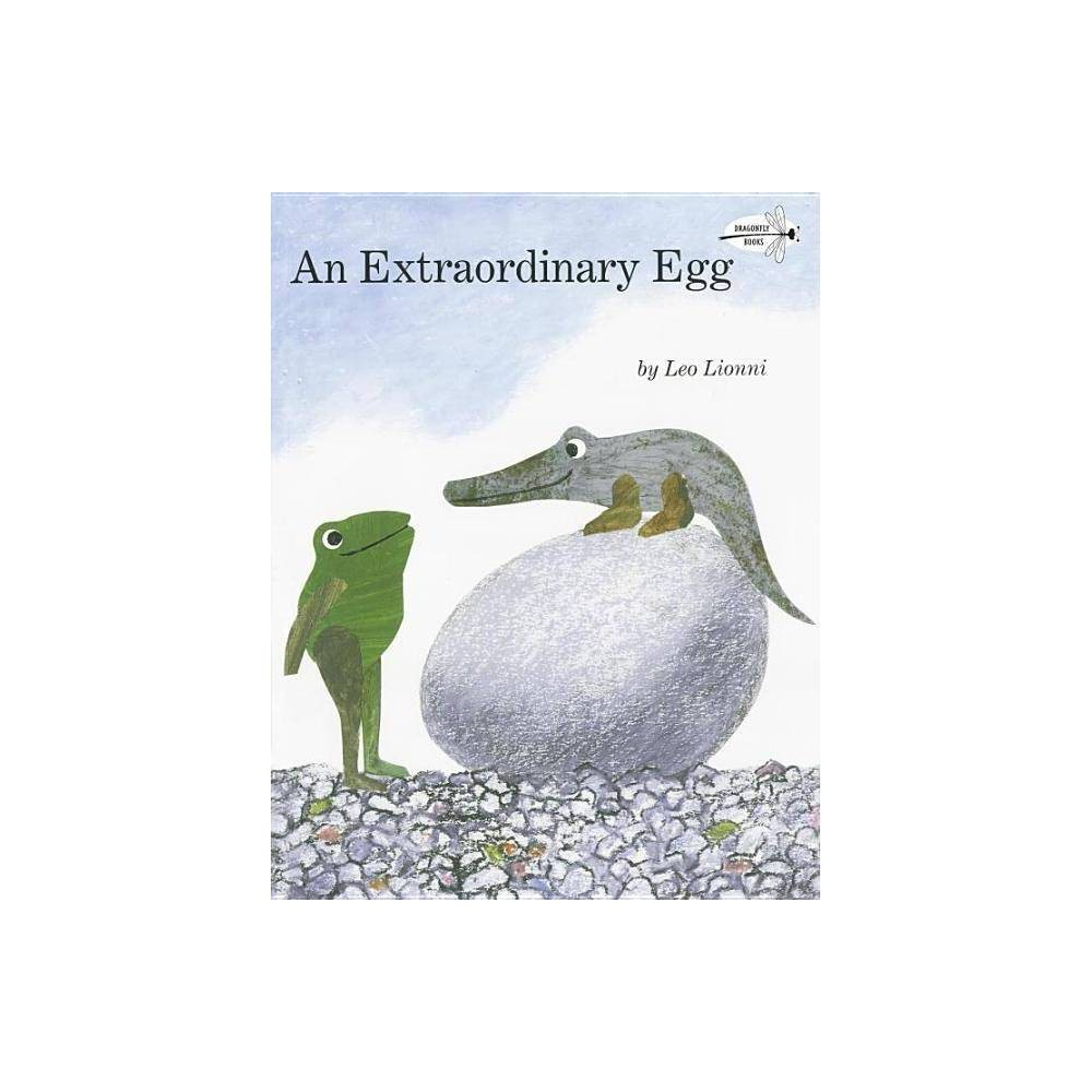 An Extraordinary Egg - by Leo Lionni (Paperback) from Gold Medal