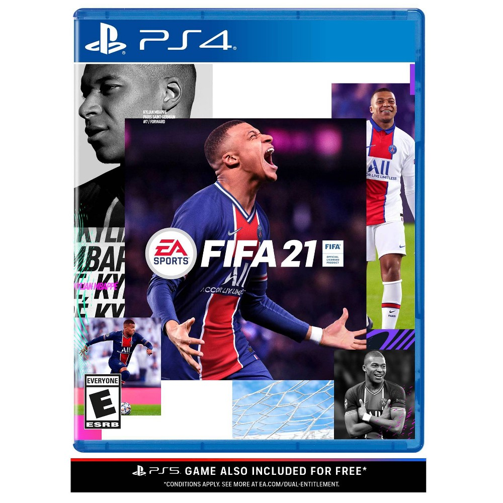 FIFA 21 - PlayStation 4/5 from Electronic Arts