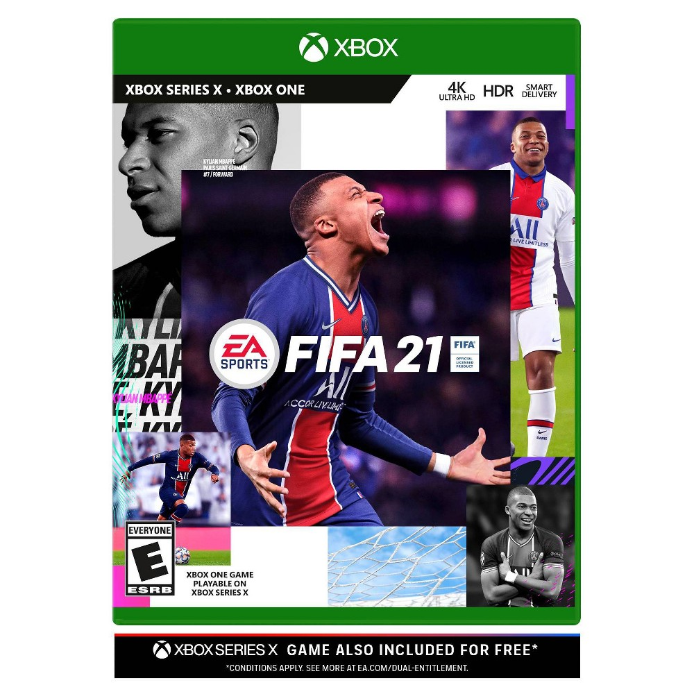 FIFA 21 - Xbox One/Series X from Electronic Arts