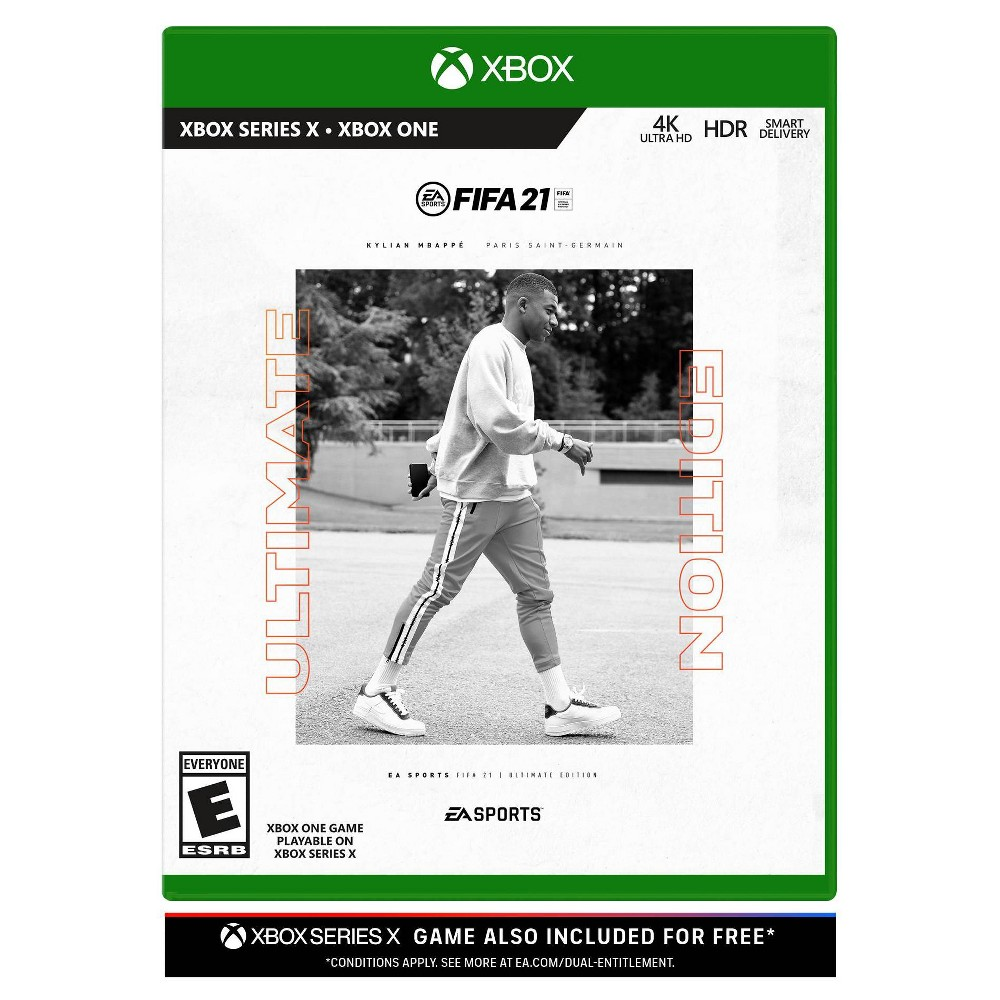 FIFA 21: Ultimate Edition - Xbox One/Series X from Electronic Arts