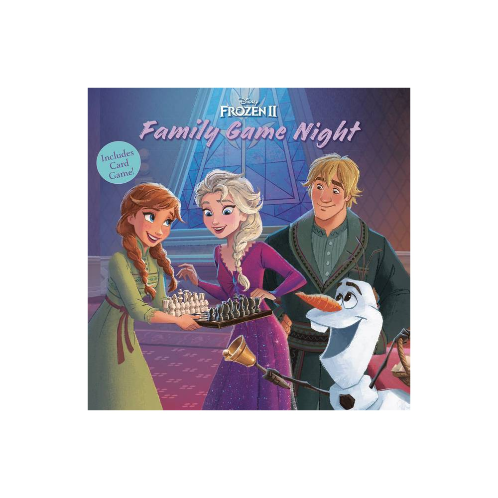 Family Game Night (Disney Frozen 2) - (Pictureback ) by Suzanne Francis (Paperback) from Frozen