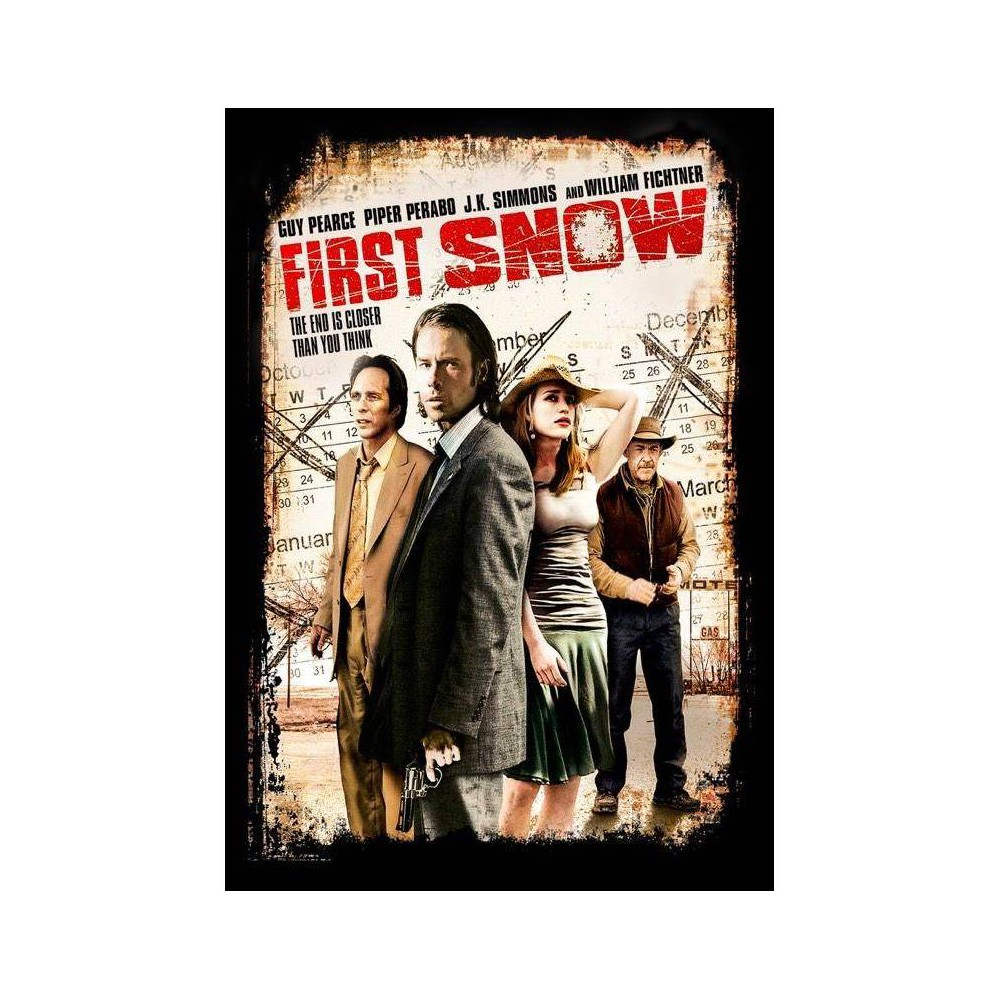 First Snow (DVD)(2020), movies from Boss