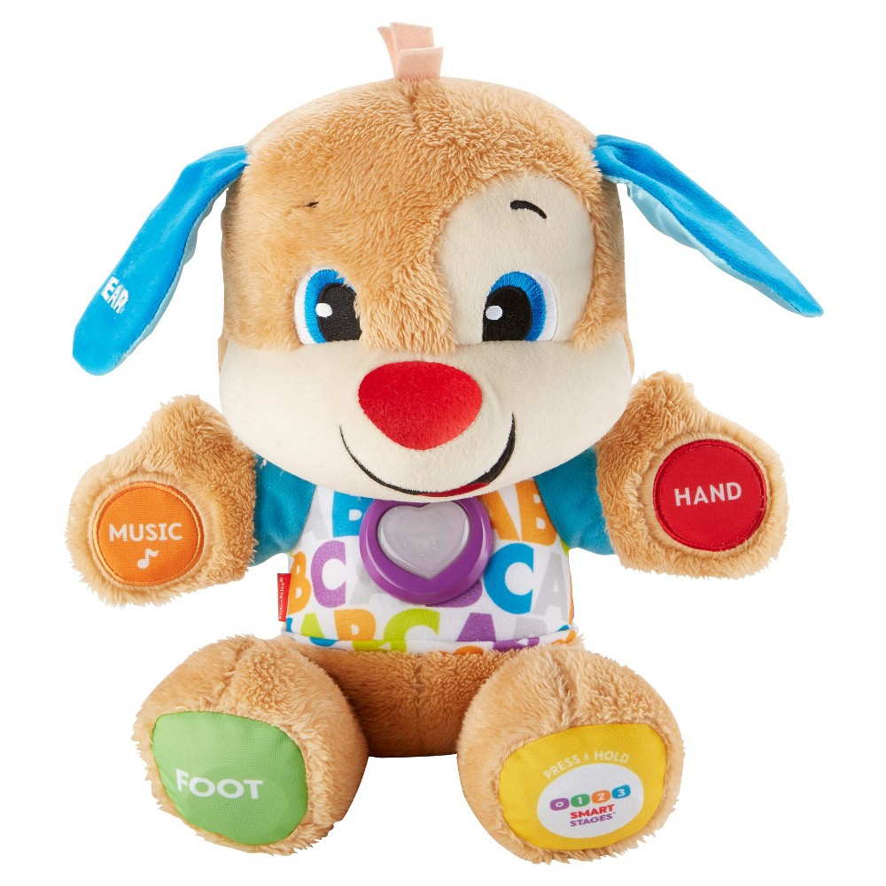 Fisher-Price Laugh and Learn Smart Stages Puppy from Laugh & Learn