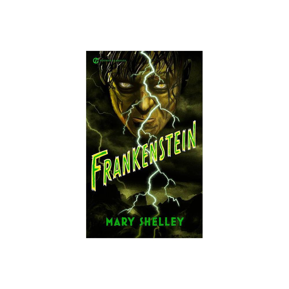 Frankenstein - by Mary Shelley (Paperback) from Gold Medal