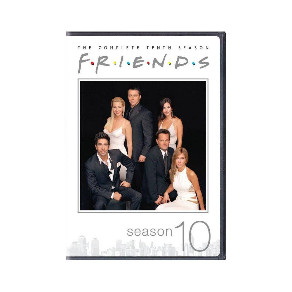 Friends: The Complete Tenth Season (DVD) from Warner