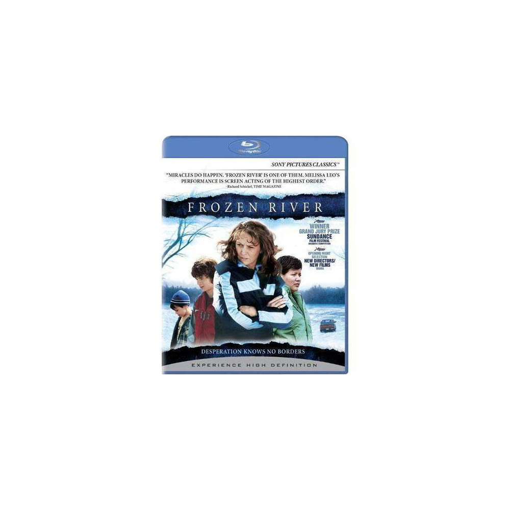 Frozen River (Blu-ray), movies from Frozen