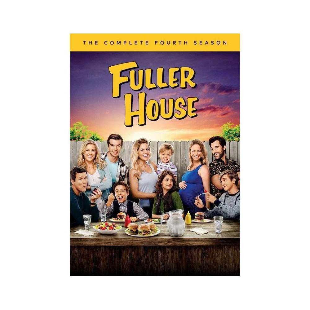 Fuller House: The Complete Fourth Season (DVD) from Warner
