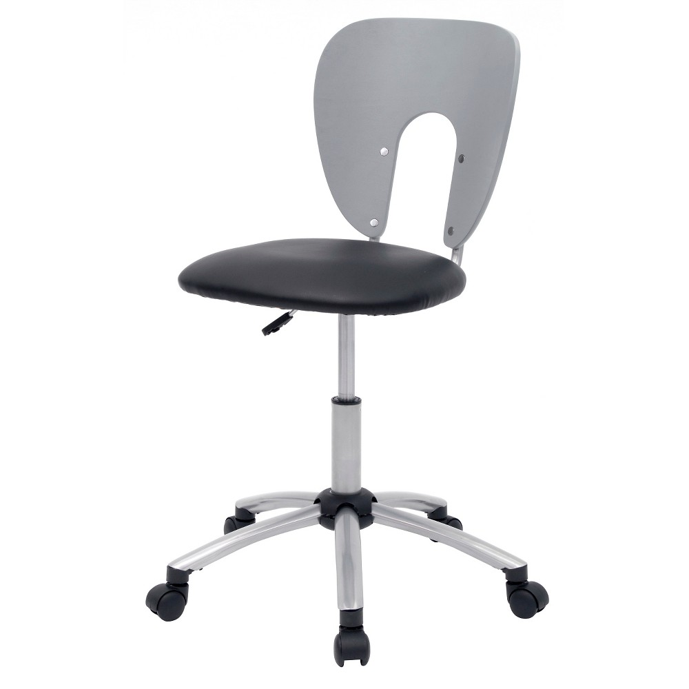 Futura Chair - Silver, Task and Office Chairs