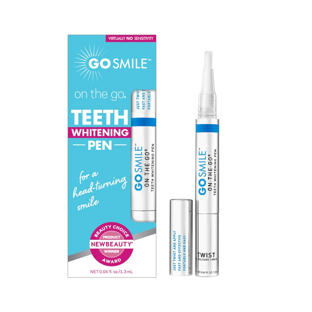 GO SMILE Tooth Whitening System from GO SMILE