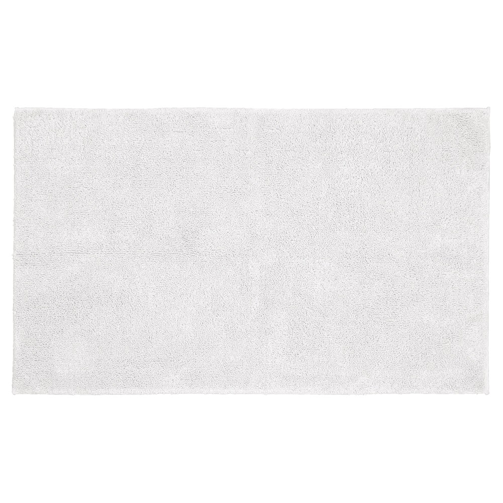 "30""x50"" Queen Cotton Washable Bath Rug White - Garland from Garland Rug"