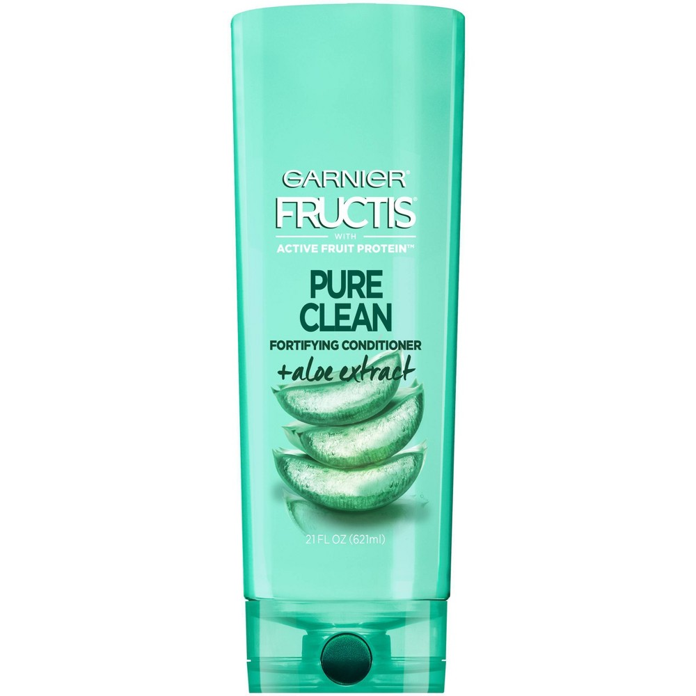 Garnier Fructis Pure Clean Aloe Extract Fortifying Conditioner - 22 fl oz