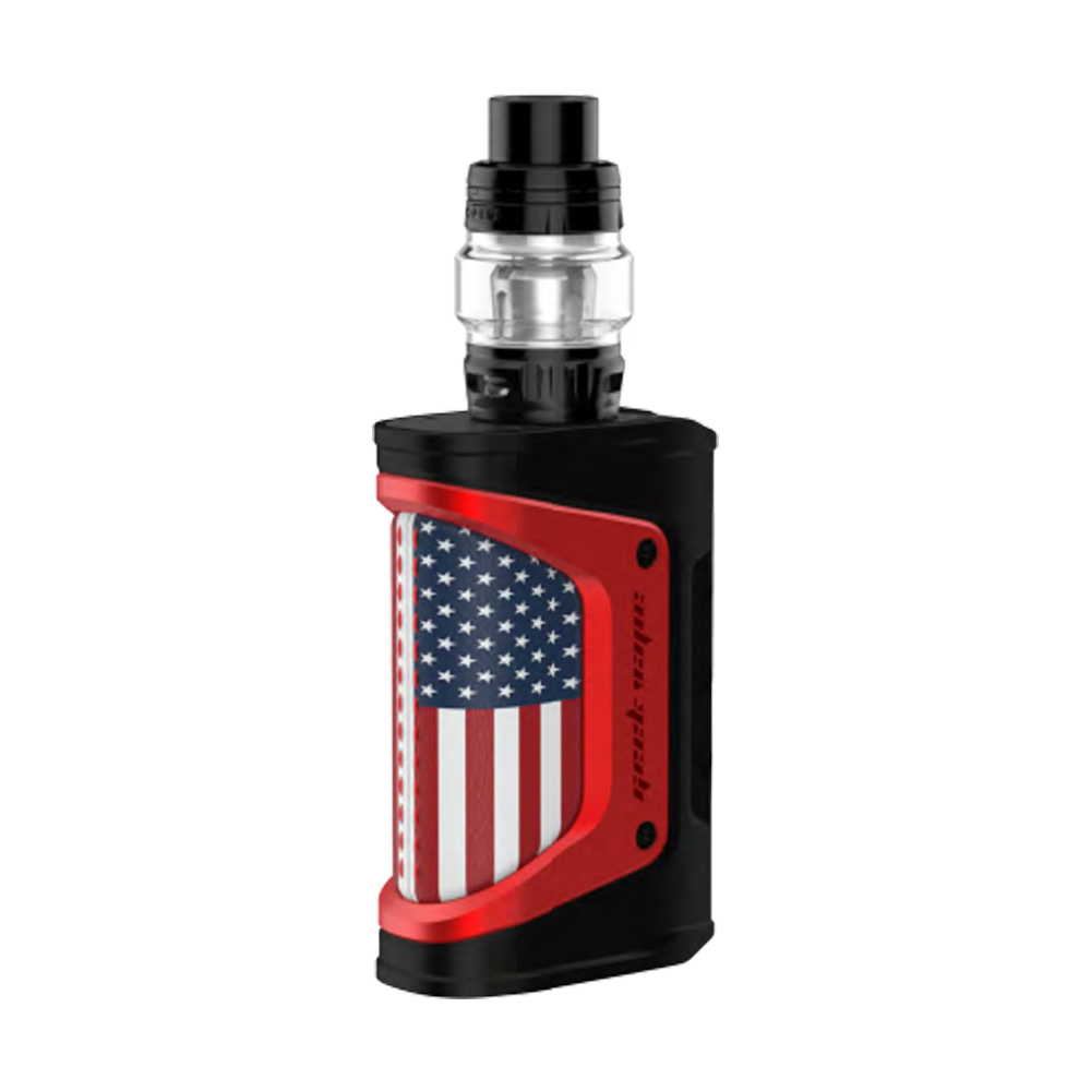 Geekvape Aegis Legend 200W TC Kit with Alpha Tank(US Flag, 4ml Special Standard Edition)