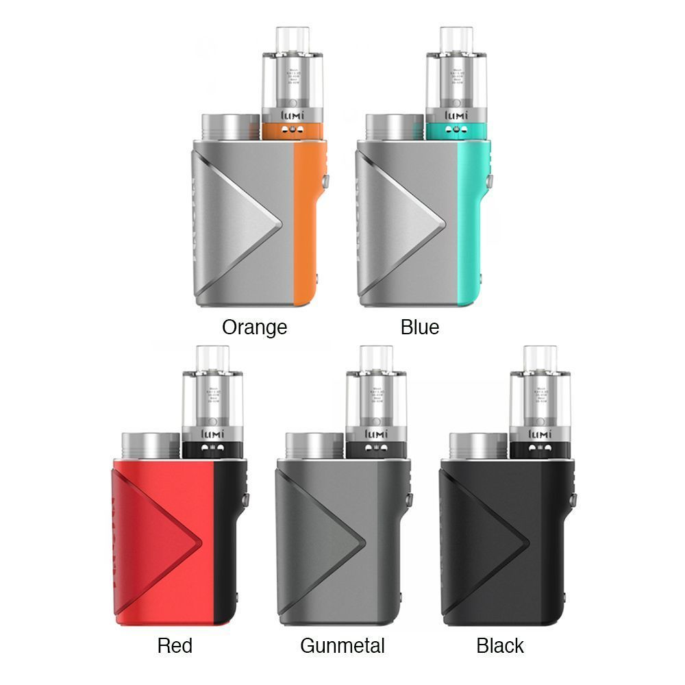Geekvape Lucid 80W TC Kit with Lumi(Red, 4ml TPD Edition)