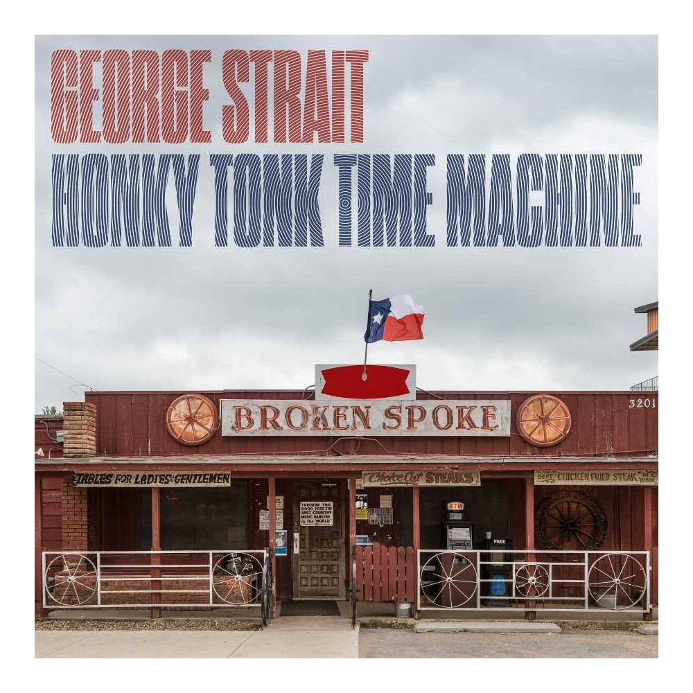 George Strait - Honky Tonk Time Machine (CD) from Universal Music Group