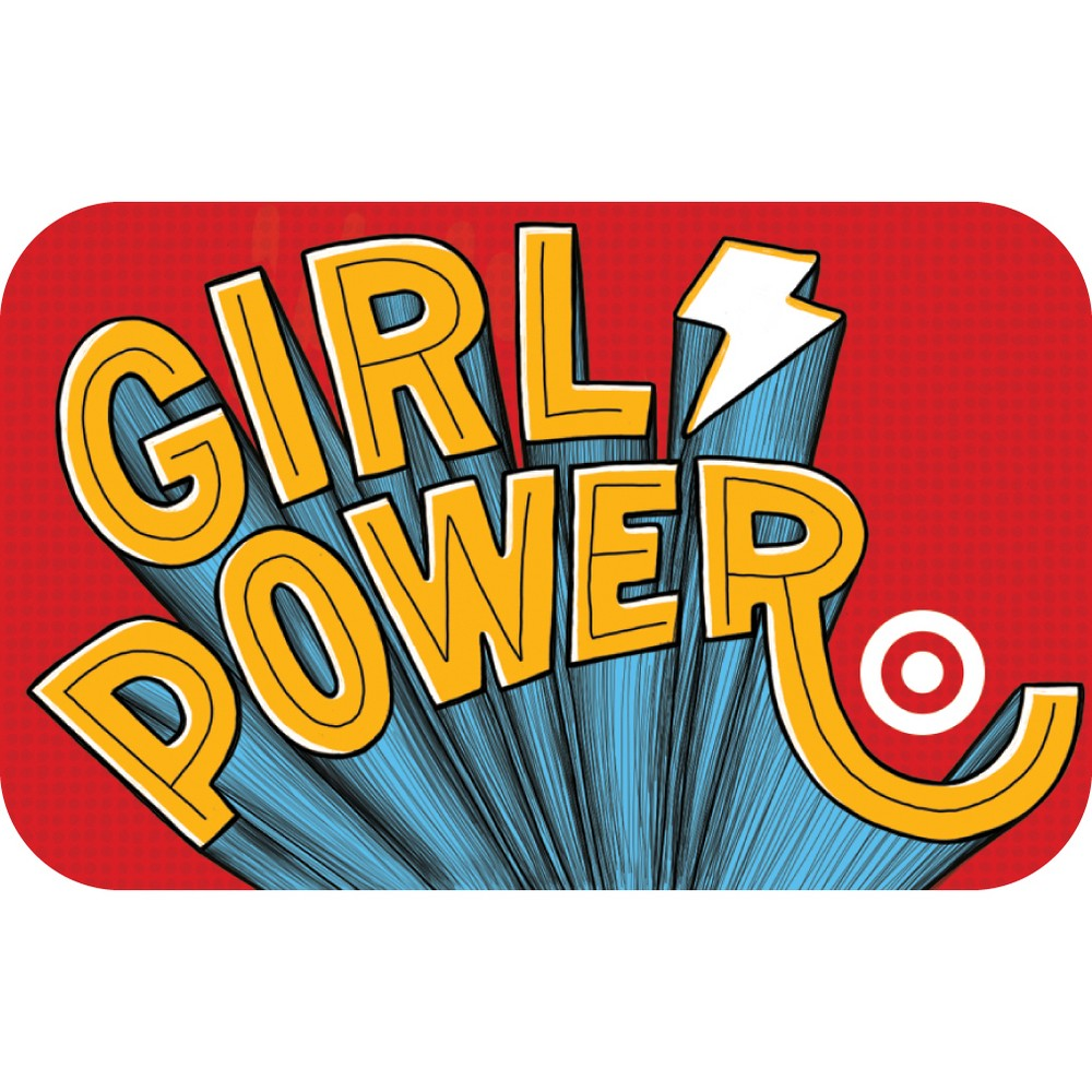 Girl Power GiftCard $50, Target GiftCards from Target