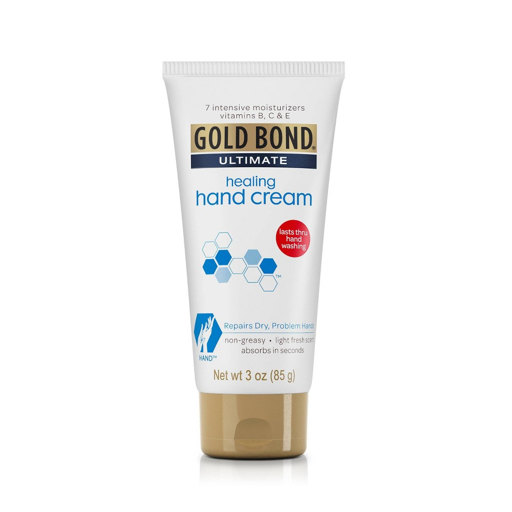 Gold Bond Ultimate Healing Hand And Body Lotions - 3oz
