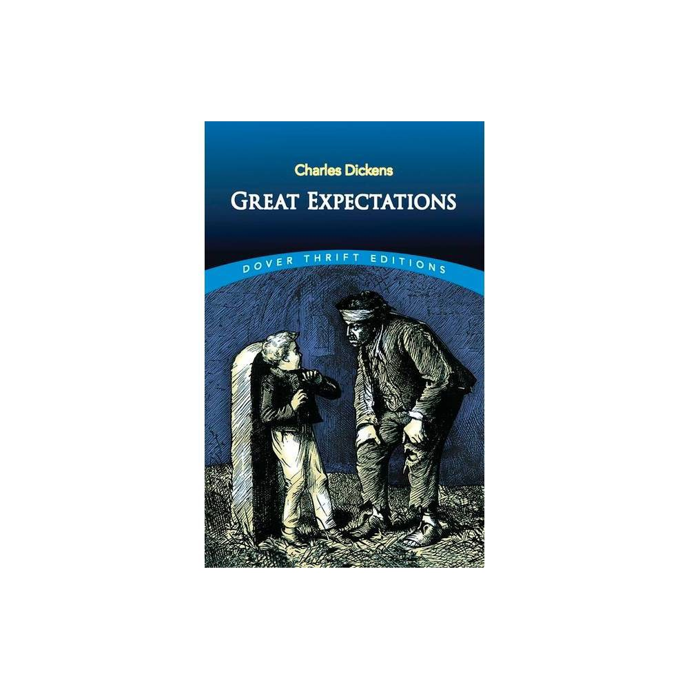 Great Expectations - (Dover Thrift Editions) by Charles Dickens (Paperback) from Revel