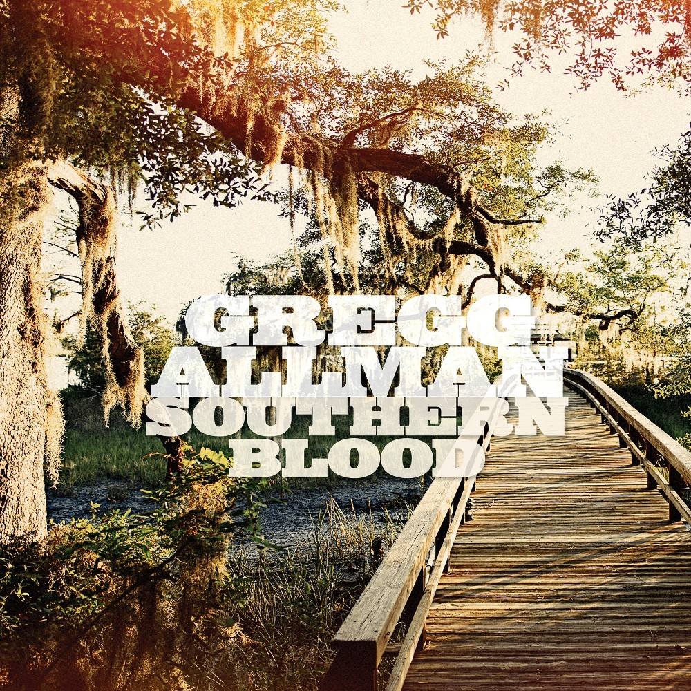 Gregg Allman - Southern Blood (CD) from Universal Music Group