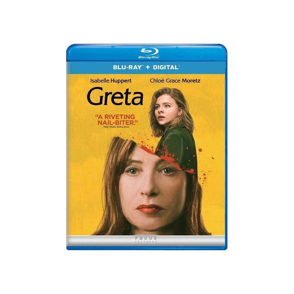 Greta (Blu-ray)(2019), movies from Jordan