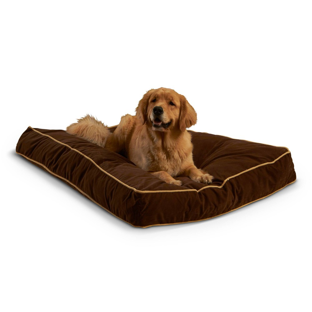 Kensington Garden Buster Dog Bed - Cocoa - L from Kensington Garden