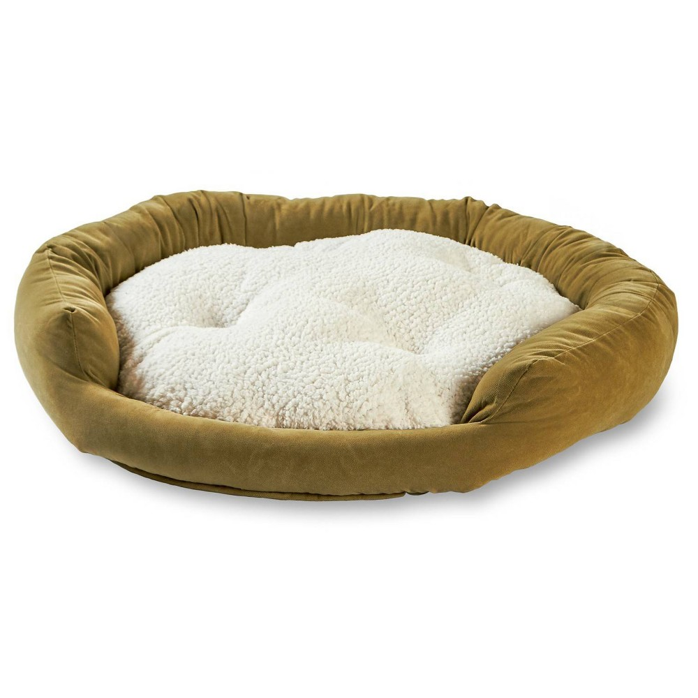 Kensington Garden Murphy Donut Dog Bed - Moss - S from Kensington Garden