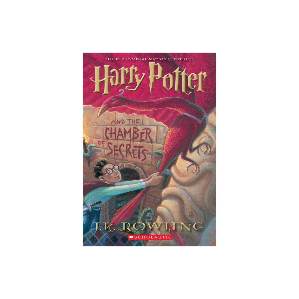 Harry Potter and the Chamber of Secrets ( Harry Potter) (Reprint) (Paperback) by J. K. Rowling from Scholastic