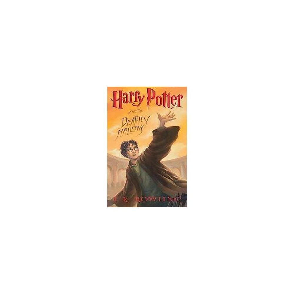Harry Potter and the Deathly Hallows ( Harry Potter) (Hardcover) by J. K. Rowling from Scholastic