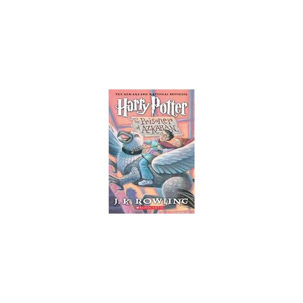 Harry Potter and the Prisoner of Azkaban ( Harry Potter) (Hardcover) by J. K. Rowling from Scholastic