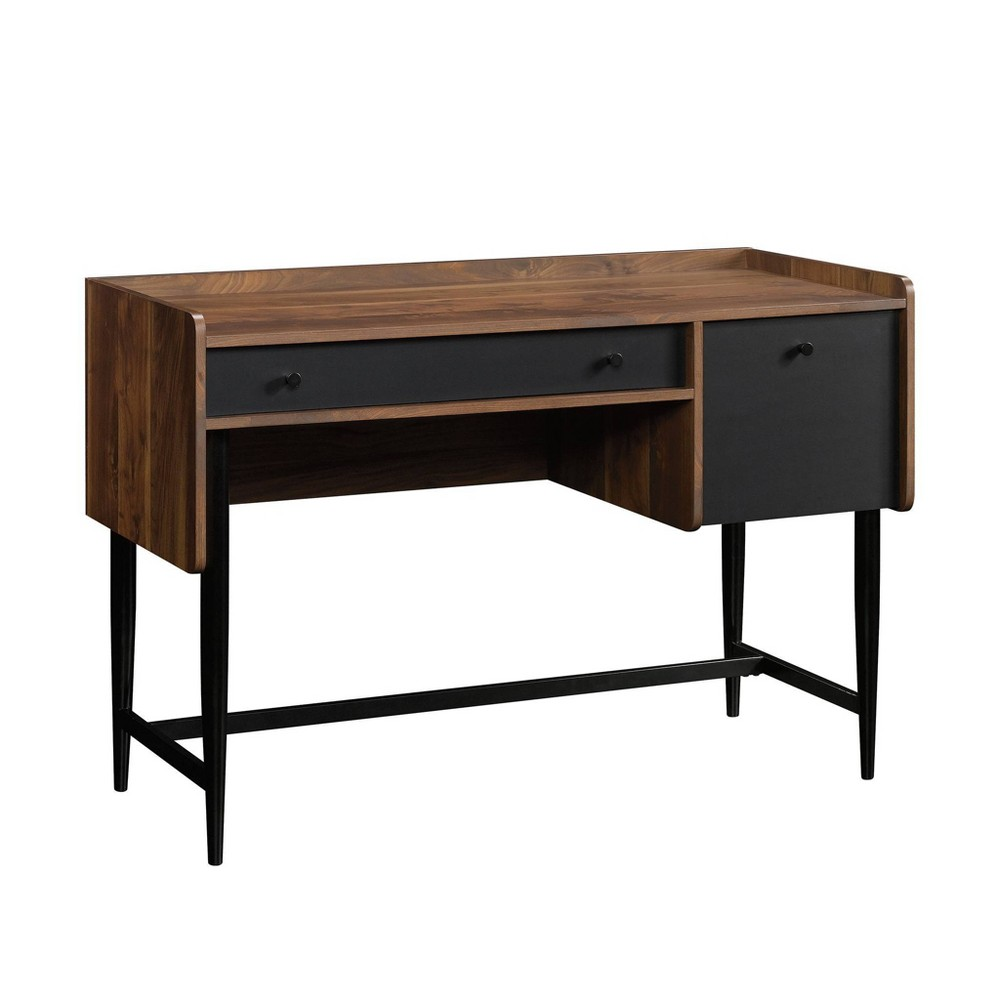 Harvey Park Desk Grand Walnut - Sauder from Sauder