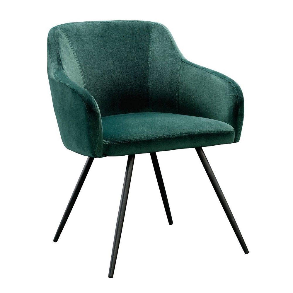 Harvey Park Occasional Chair Emerald Green - Sauder from Sauder