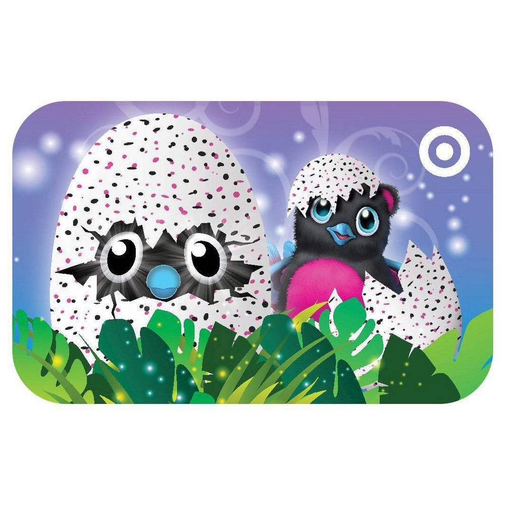 Hatchimals-Themed GiftCard $20 from Target