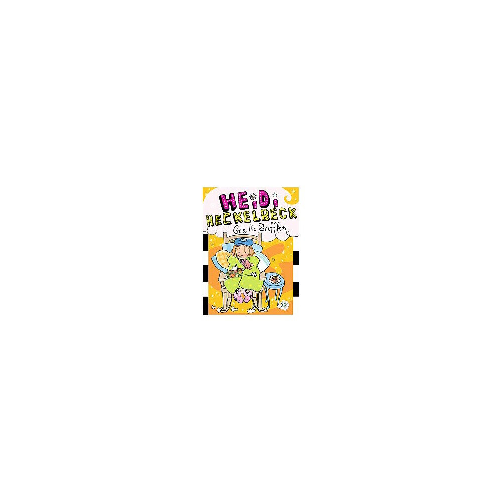Heidi Heckelbeck Gets the Sniffles ( Heidi Heckelbeck) (Paperback) by Wanda Coven from Simon & Schuster