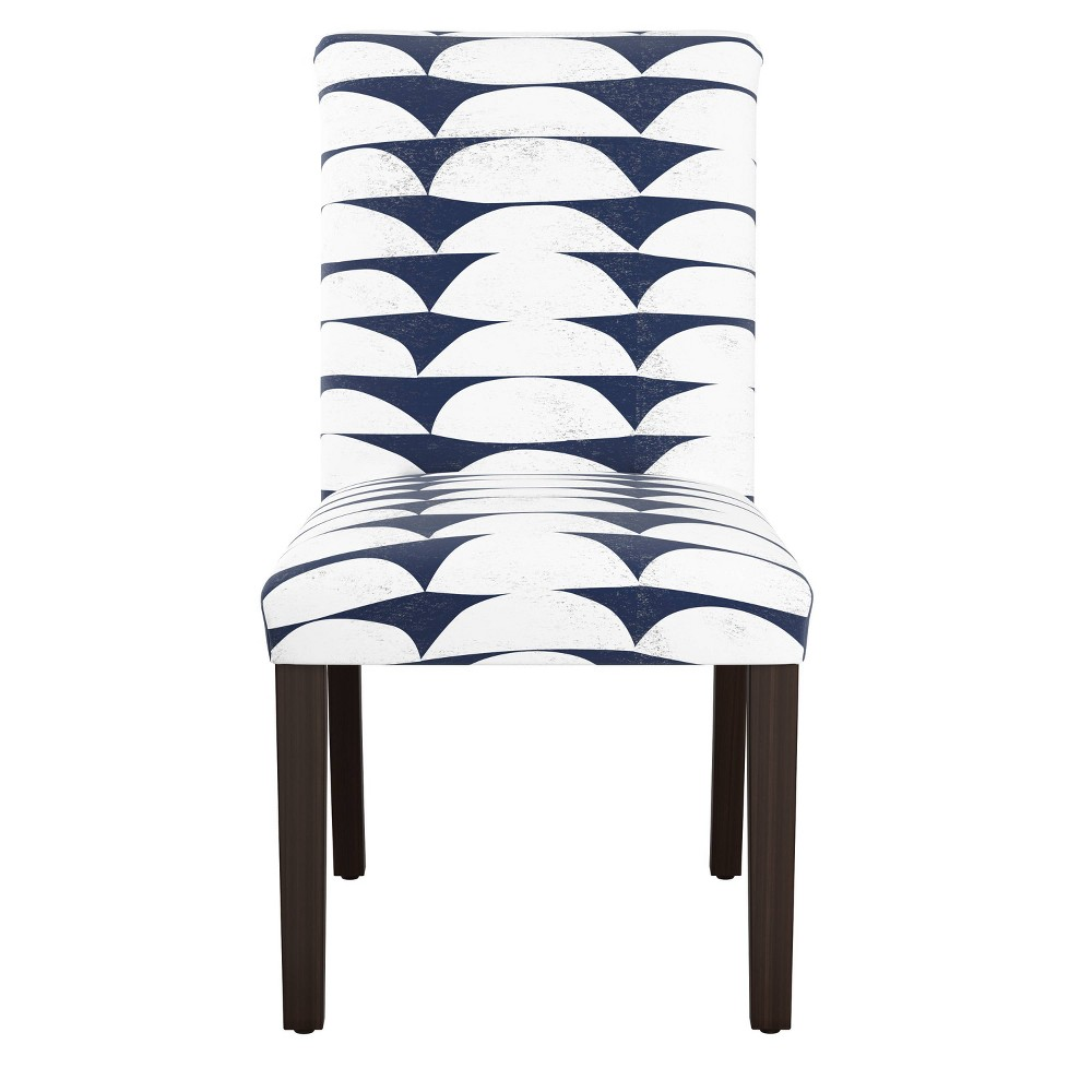 Hendrix Dining Chair Navy - Skyline Furniture from Skyline Furniture