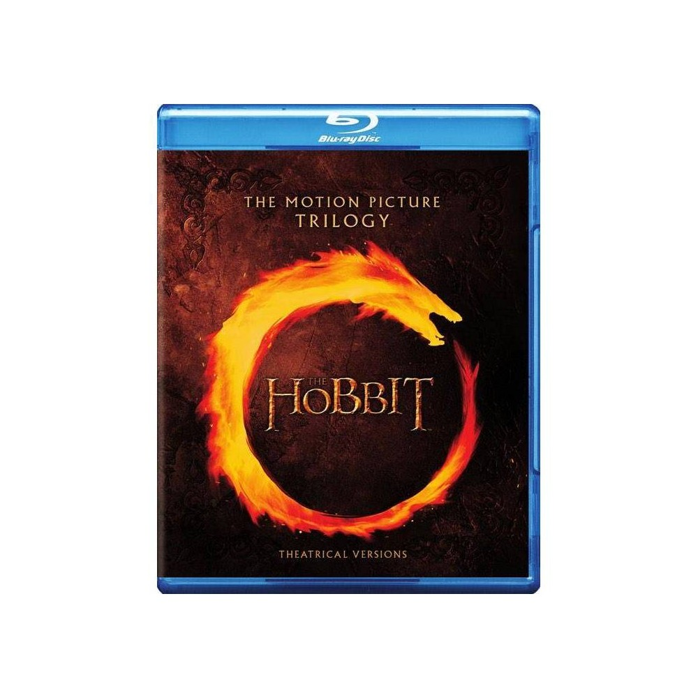 The Hobbit: The Motion Picture Trilogy (Blu-ray) from Warner