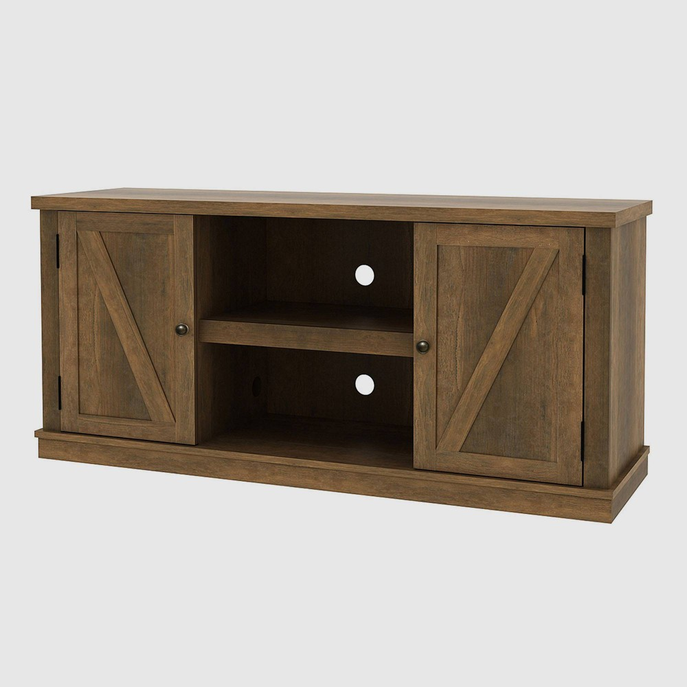 Holbrook Media Console Table Brown - RST Brands from RST Brands