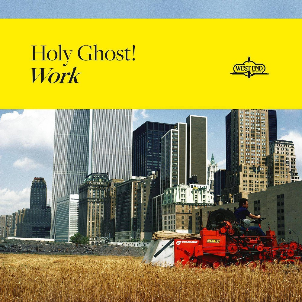 Holy Ghost - Work (CD), music