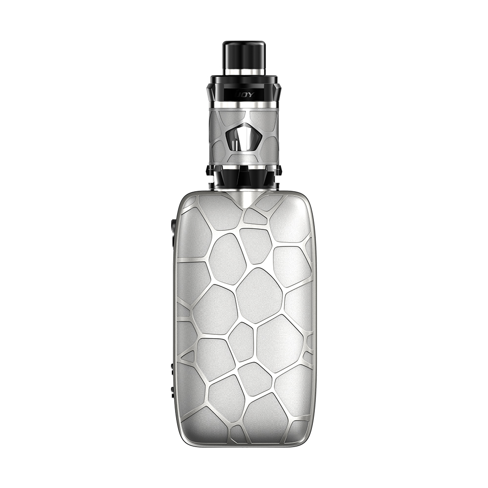 IJOY Mystique 162W TC Kit with Mystique Subohm Tank(White, 3.5ml Standard Edition)