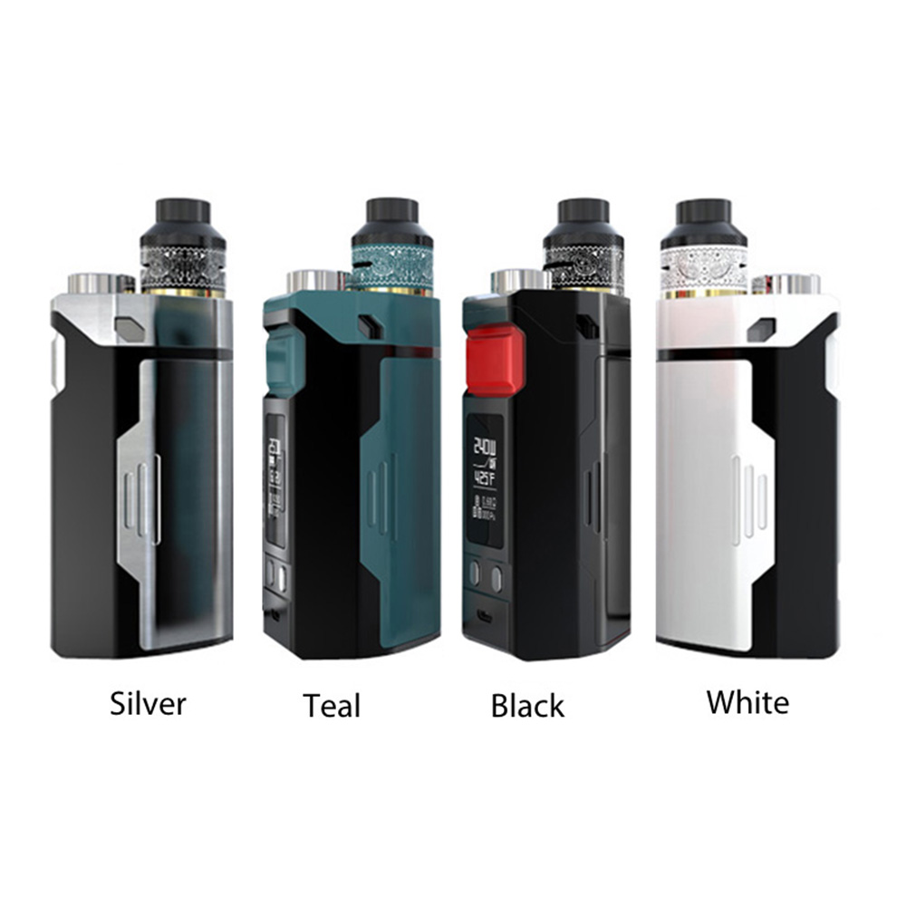 IJOY RDTA BOX Triple 240W TC Kit(Teal)