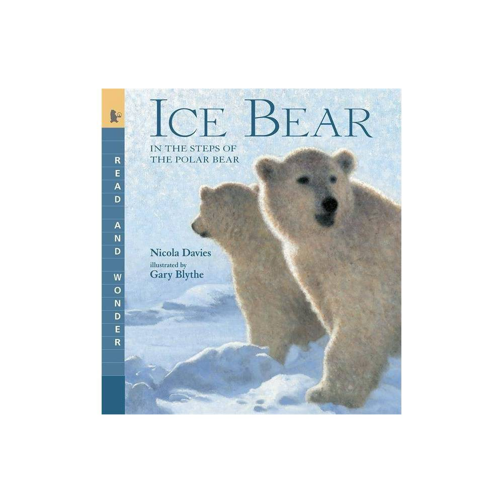 Ice Bear - (Read and Wonder (Paperback)) by Nicola Davies (Paperback) from Frozen