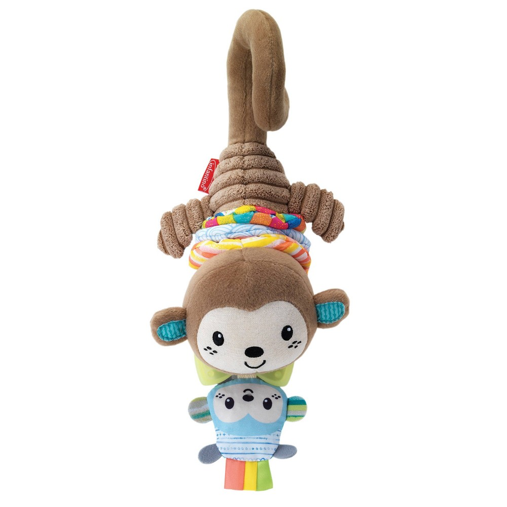 Infantino Go gaga! Musical Pull Down - Monkey from Infantino