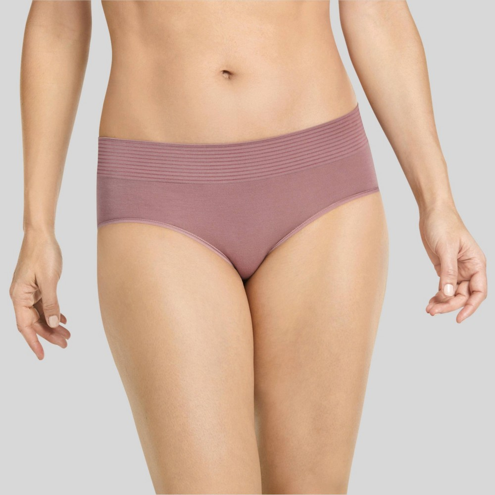 Jockey Generation Women's Natural Beauty Hipster Underwear - Mauve M, Pink from Jockey Generation